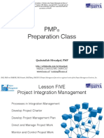 04. PMP Course_Integration Management V2