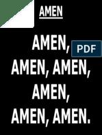 Amen Fr. Ricky