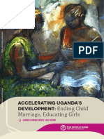 Uganda economic update 10th  edition