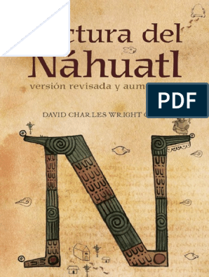 Lectura Del Nahuatl | Náhuatl | Traducciones