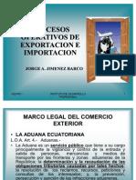 Seminario Taller Procesos Operativos de Exportacion e Importacion
