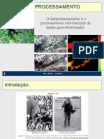 Geoprocessamento - AULA II