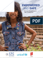 Econ Strength for Girls Empowered and Safe