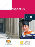 JNU Information Brochure Final