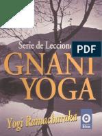 Serie de Lecciones Sobre Gnani Yoga - Yogui Ramacharaka