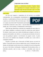 Redações Digitadas - 2013 - 30 Textos