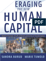Leveraging the New Human Capital Adaptive Strategies Results Achieved and Stories of Transformation