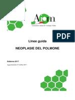 Linee Guida Tumore Polmone
