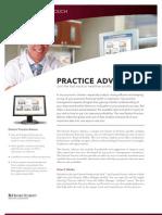 Practice Advisor Flyer