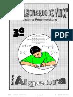 2. Mayo – Álgebra - 3ro