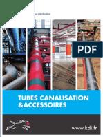 Catalogue Tubes Canalisation 2015 BD