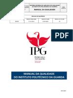 Manual Da Qualidade_IPG (v03 - Abril 2015)