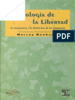 Bookchin La Ecologia de La Libertad