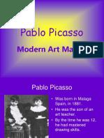 Picasso Prezentacija