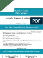 PDF a Tecnica Dos Textos Com Audio