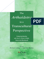 The Arthaśāstra in a Transcultural Perspective [Comparing Kauṭilya With Sun-Zi, Nizam Al-Mulk, Barani and Machiavelli], 2017