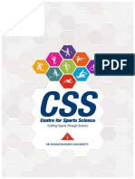 CSSTrucoach - India Sports Medicine and Allied Sciences