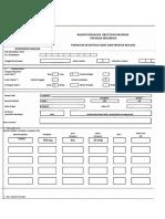 1.Formulir Registrasi