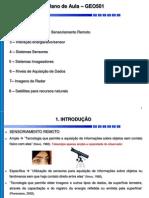 Geoprocessamento - AULA III