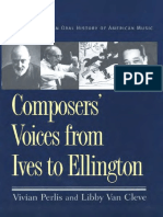 Composers' Voices