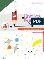 Fichas del 1al 10 conectar numeros facil + portada.pdf