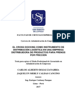 2017 Caldas El Cross Docking