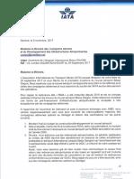 IATA - Ministère des transports aériens