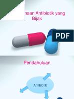 Penggunaan Antibiotik Yang Bijak