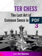 The Lost Art of Common Sense in - Lars Bo Hansen