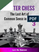 The Lost Art of Common Sense in - Lars Bo Hansen