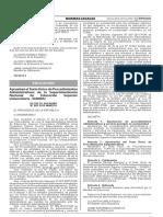 Decreto Supremo 004 2016 MINEDU