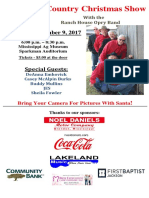 Christmas Show Flyer 1 for 12.9.17 One Page