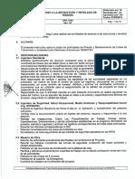 OPE-I-004 Ascenso a La Estructura y Revelado de Tensión Rev 02