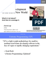 Software Development in the Brave New World
