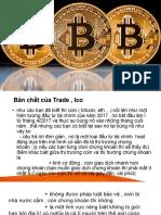Understanding Bitcoin - ICO