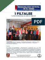PROYECTO Feria Internacional Del Libro Perú