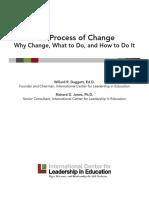 Process of Change 2014