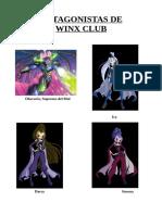 Antagonistas de Winx