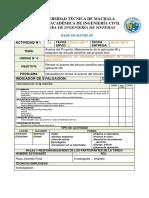 TE-4.10 Avance Del Proyecto. Mejoramiento de La Aplicación BI y Redacción de Artículo Científico Del Proyecto Final