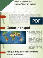 Próximo Corredor de Conservación(Ucayaly-Acre).pptx