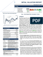 (ENG) - PNJ Intial Valuation Report Nov 5th 2014