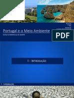 Portugal e o Ambiente