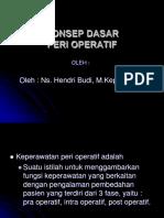 Askep Peri Operatif Hb Solok Slide 1