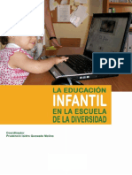 2008-04-04-Jornadas Granada Educacion Infantil Escuela Diversidad