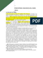 55 - EME. Radiografia de La Pampa. I Las Fuerzas Teluricas