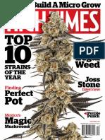 High Times - December 2017