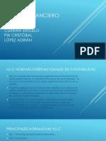 Implementación De las NIIF en El Ecuador