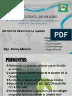 Gestion de Riesgos Ptt Expo..