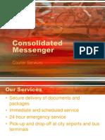 Messenger Pitch