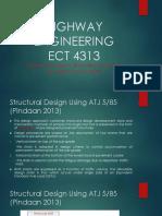 Structural Design of Flexible Pavement-ATJ 5-85 Pindaan 2013 (1)